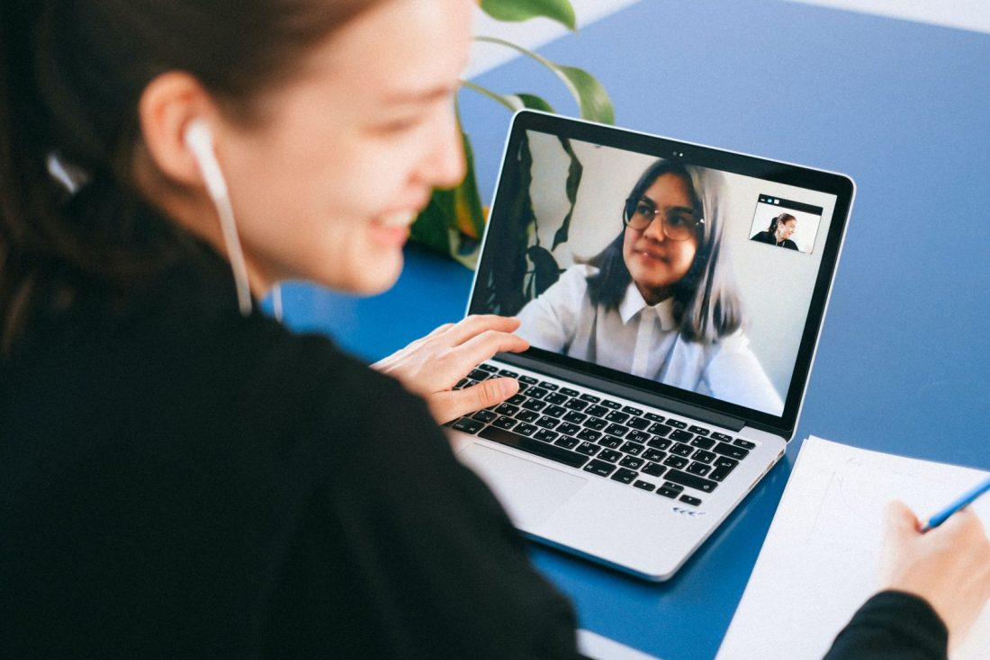 people on a video call 4226262